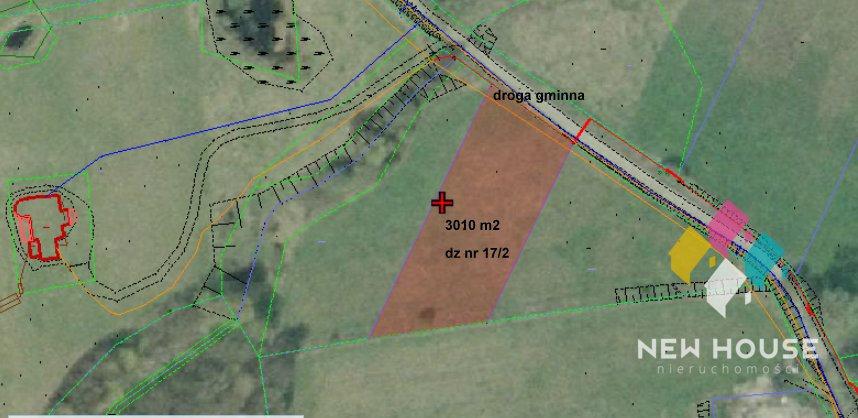 Działka rolna na sprzedaż Pupki  3010m2 Foto 1