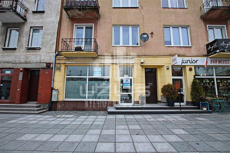 Lokal użytkowy na sprzedaż Starogard Gdański, rynek Rynek  78m2 Foto 4