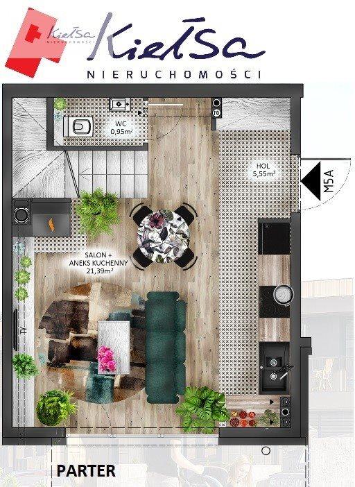 Mieszkanie trzypokojowe na sprzedaż Białystok, Bagnówka, Józefa Karola Puchalskiego  64m2 Foto 1