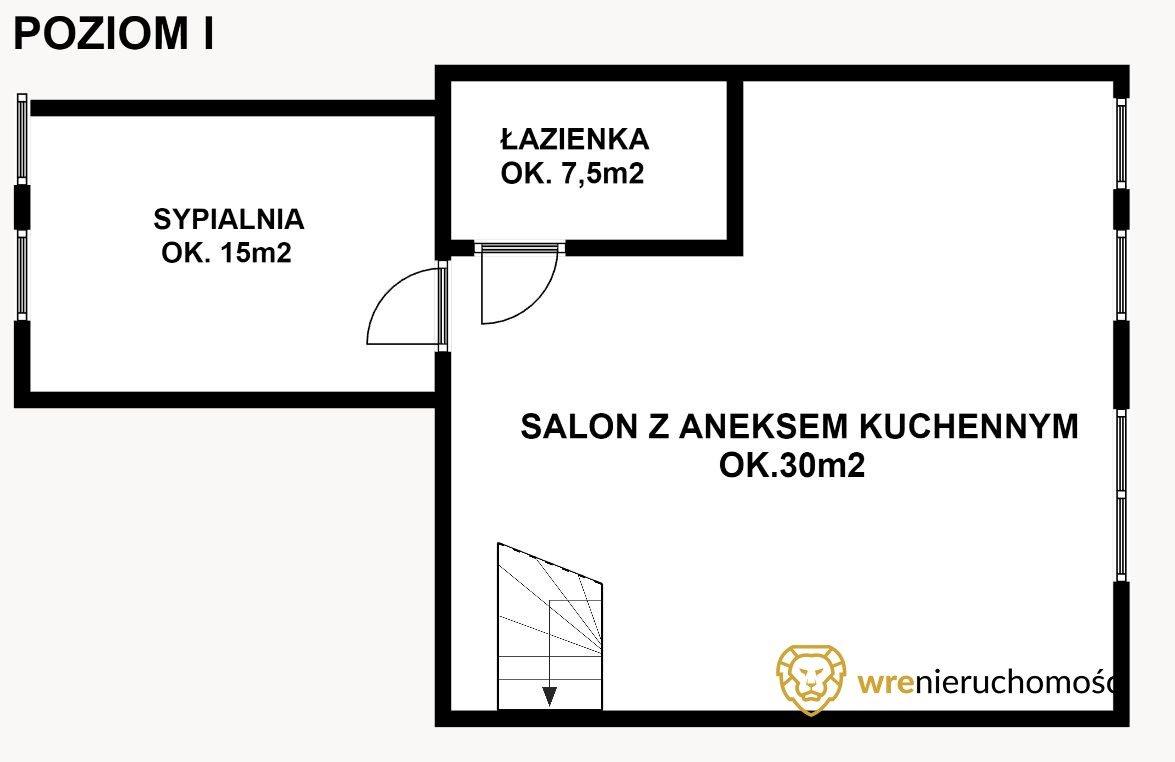 Mieszkanie trzypokojowe na sprzedaż Wrocław, Maślice, Śliwowa  82m2 Foto 10