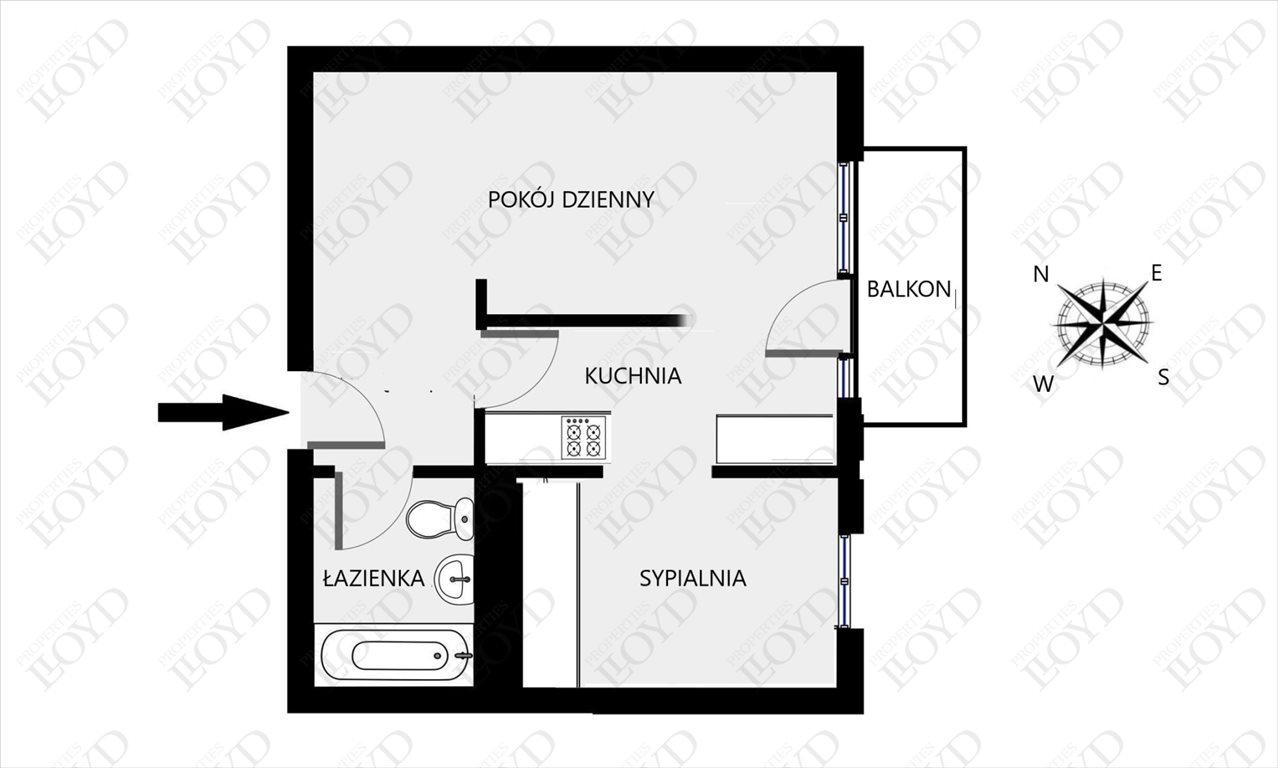 Mieszkanie dwupokojowe na sprzedaż Warszawa, Ursynów, Stefana Szolc-Rogozińskiego  31m2 Foto 11