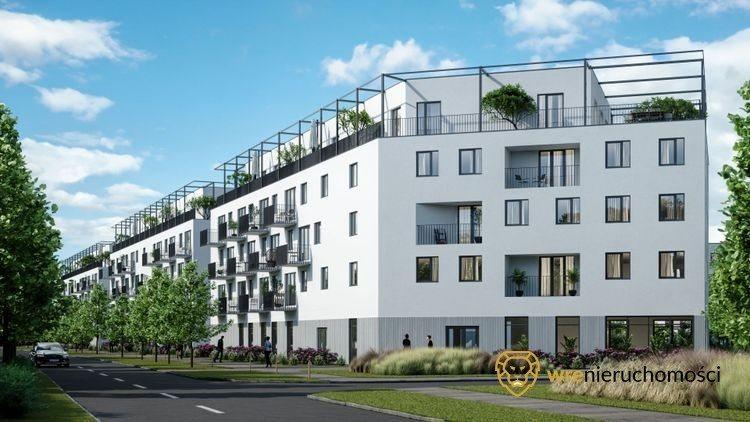 Mieszkanie trzypokojowe na sprzedaż Wrocław, Jagodno, Klasztorna  60m2 Foto 5