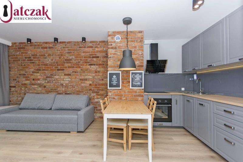 Mieszkanie dwupokojowe na wynajem Gdańsk, Przymorze, KWARTAŁ UNIWERSYTECKI, SZCZECIŃSKA  40m2 Foto 3