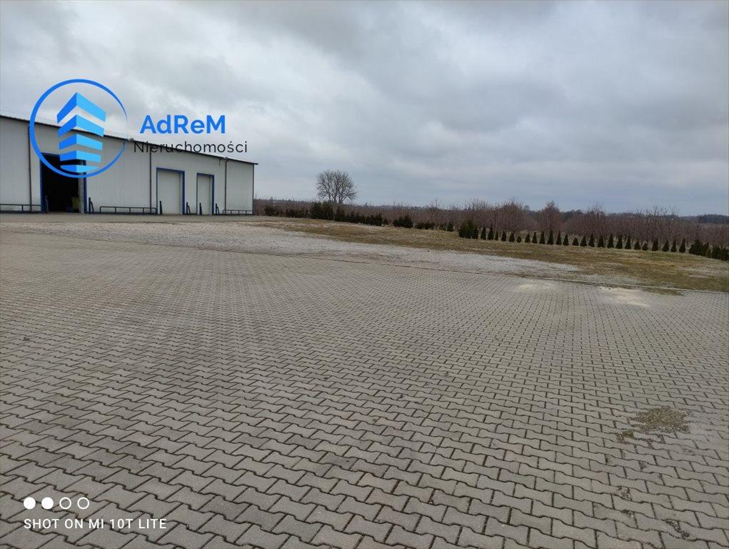 Działka przemysłowo-handlowa na sprzedaż Janówek  38000m2 Foto 12