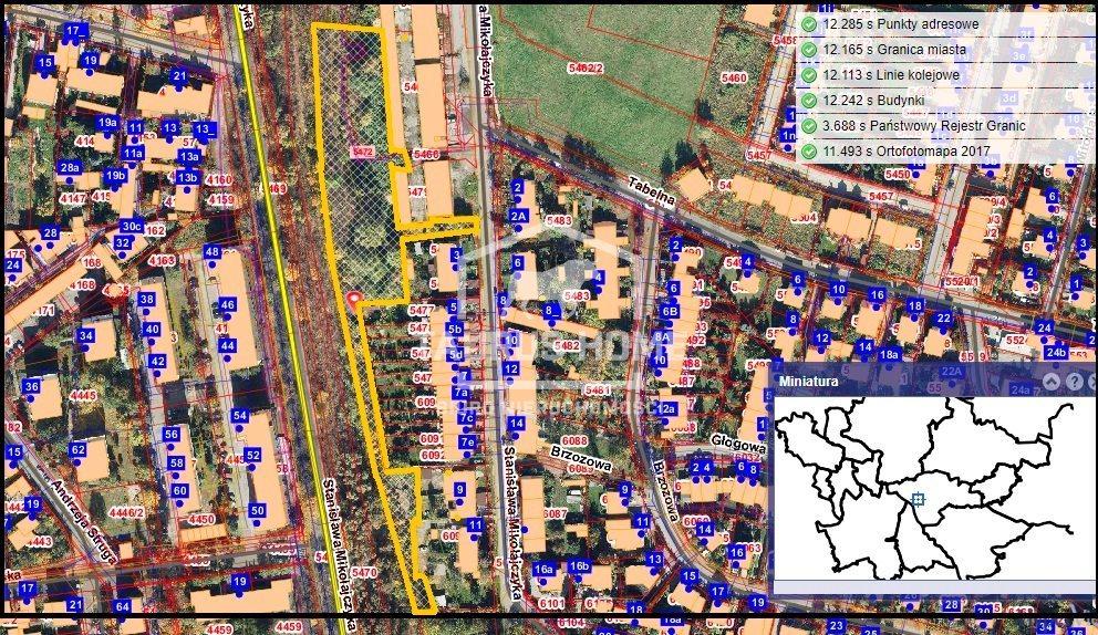 Działka budowlana na sprzedaż Sosnowiec, Ludwik  7198m2 Foto 2