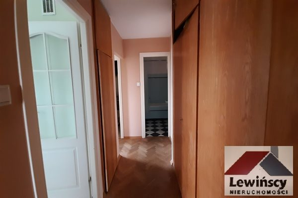 Mieszkanie trzypokojowe na wynajem Warszawa, Stegny, Bacha  64m2 Foto 3