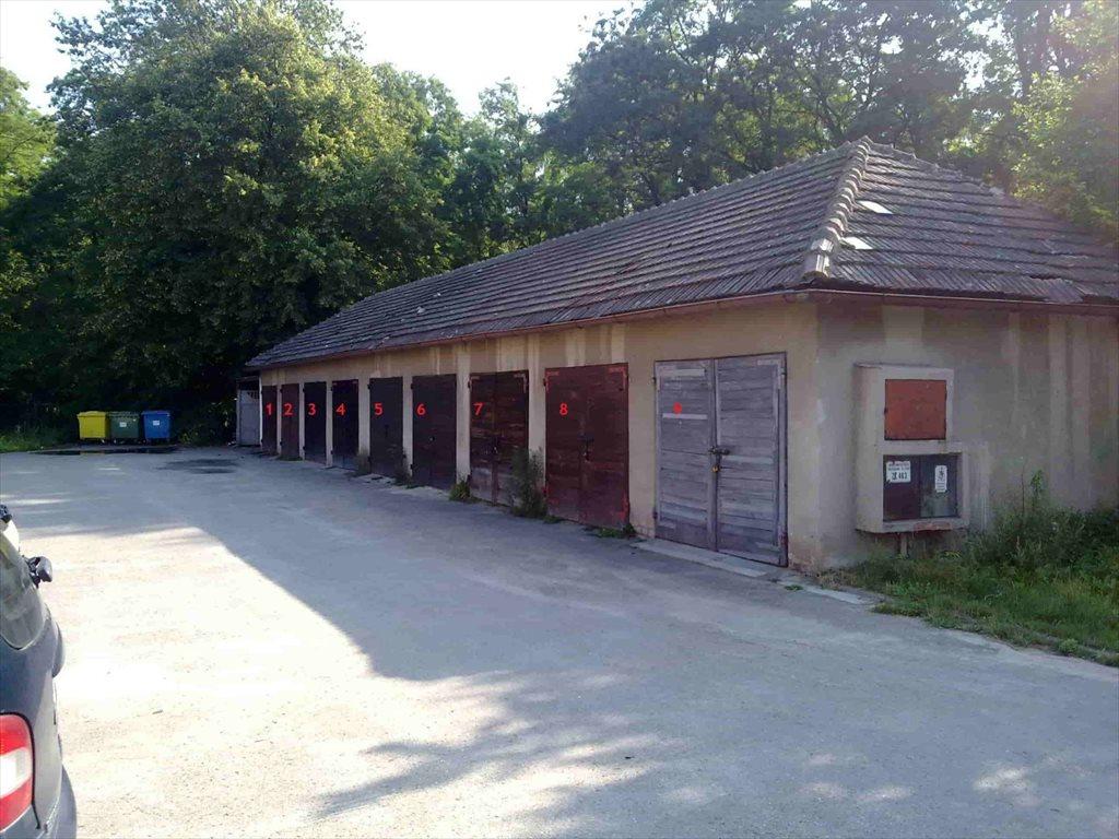 Garaż na sprzedaż Wodzisław Śląski, Dębowa  16m2 Foto 1