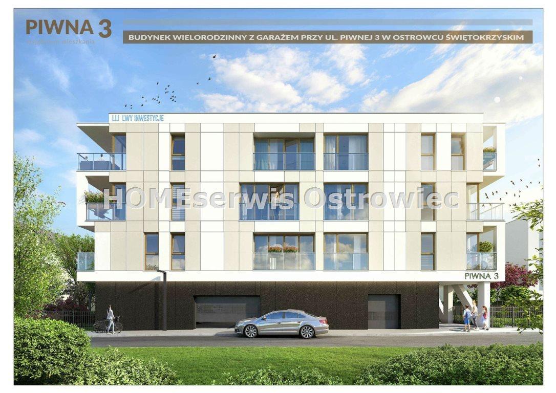 Mieszkanie trzypokojowe na sprzedaż Ostrowiec Świętokrzyski, Centrum  71m2 Foto 12