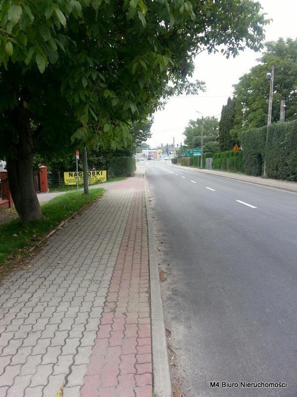Działka komercyjna pod dzierżawę Krosno  2000m2 Foto 6
