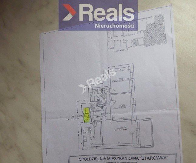Mieszkanie trzypokojowe na sprzedaż Warszawa, Wola, Okopowa  65m2 Foto 7