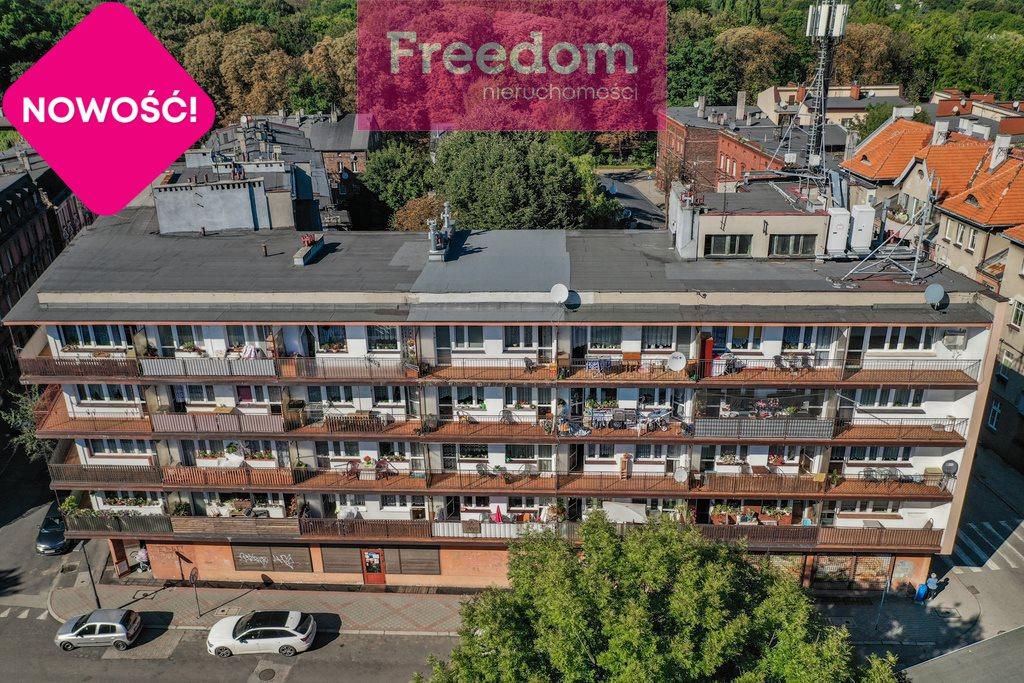 Mieszkanie dwupokojowe na sprzedaż Siemianowice Śląskie, Centrum, św. Barbary  40m2 Foto 13