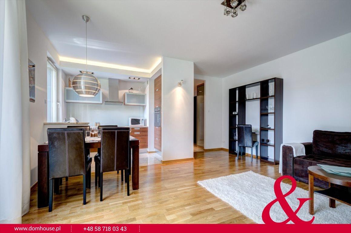 Mieszkanie dwupokojowe na wynajem Gdańsk, Śródmieście, Lastadia  51m2 Foto 3