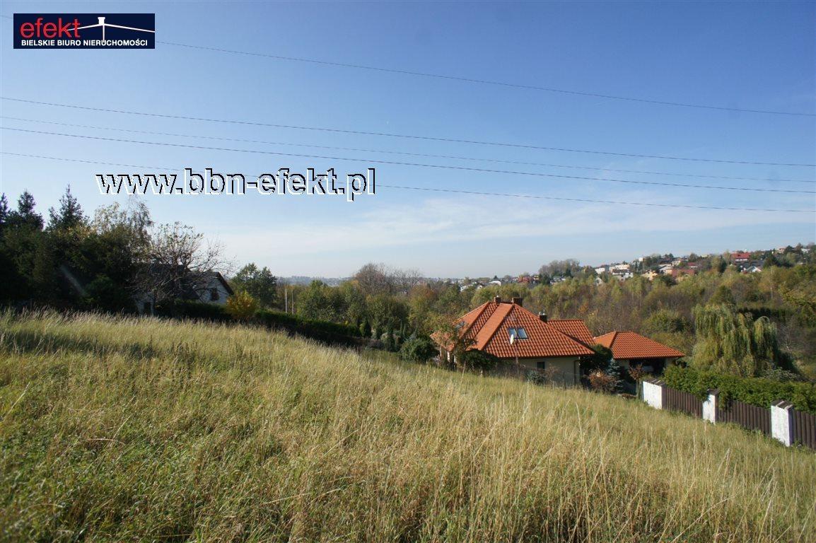 Działka inna na sprzedaż Bielsko-Biała, Lipnik  2499m2 Foto 11