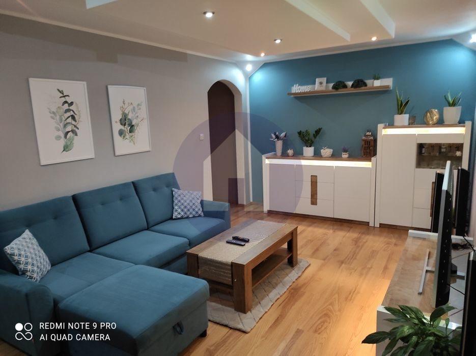 Mieszkanie trzypokojowe na sprzedaż Szczytnica  73m2 Foto 1