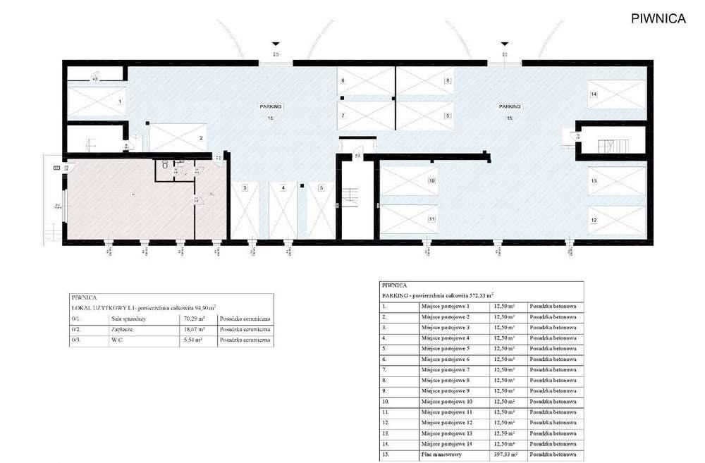 Mieszkanie dwupokojowe na sprzedaż Szprotawa  61m2 Foto 7