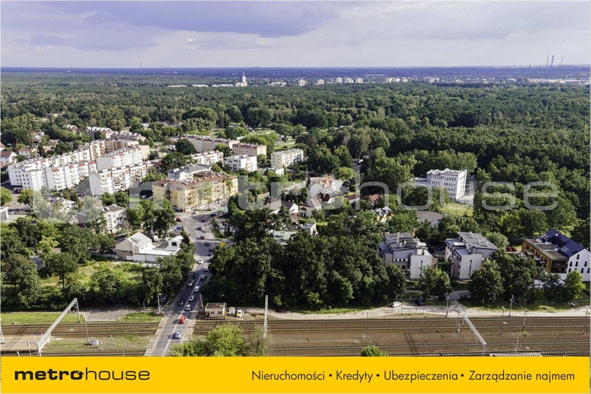 Działka leśna na sprzedaż Warszawa, Rembertów  1291m2 Foto 4
