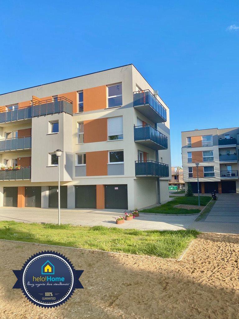 Mieszkanie dwupokojowe na sprzedaż Leszno, Gronowo  32m2 Foto 1