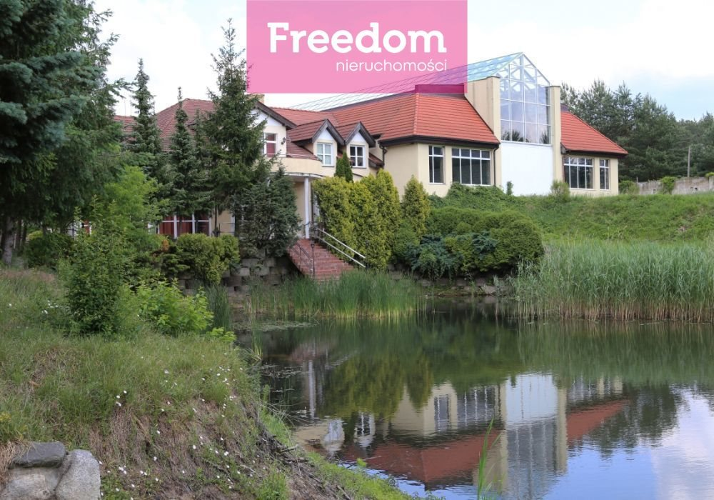 Lokal użytkowy na sprzedaż Kamińsko  1305m2 Foto 1