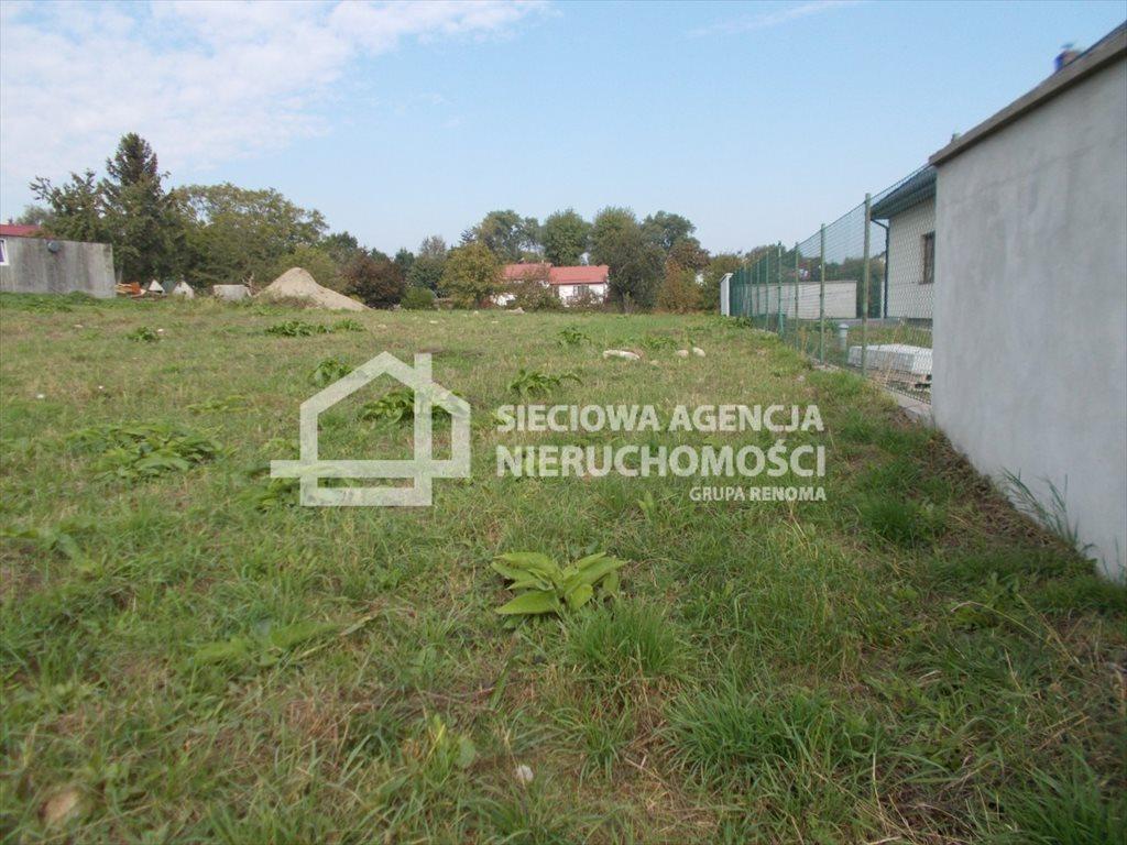 Działka budowlana na sprzedaż Gdańsk, Jasień  1005m2 Foto 1