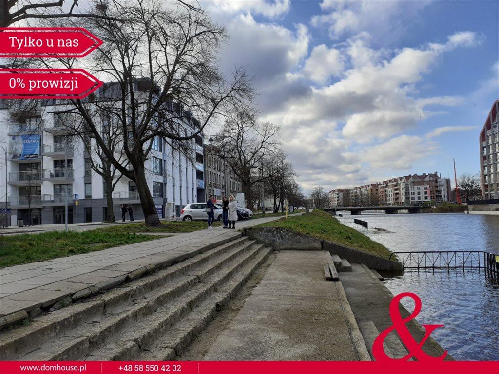 Lokal użytkowy na sprzedaż Gdańsk, Śródmieście, Kamienna Grobla  85m2 Foto 1