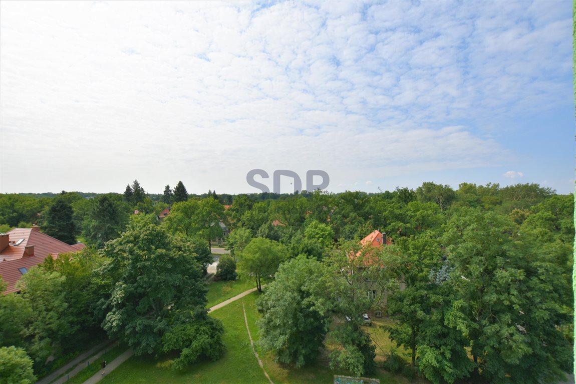 Mieszkanie trzypokojowe na sprzedaż Wrocław, Śródmieście, Biskupin, Olszewskiego  60m2 Foto 3
