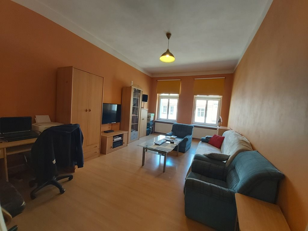 Mieszkanie dwupokojowe na sprzedaż Szczecin, Śródmieście-Centrum, al. Wyzwolenia  68m2 Foto 6