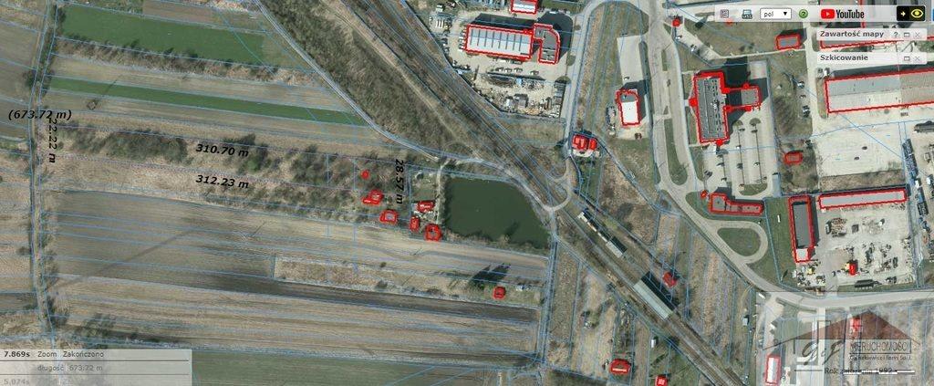Działka przemysłowo-handlowa na sprzedaż Przemyśl, Stawowa  8300m2 Foto 1