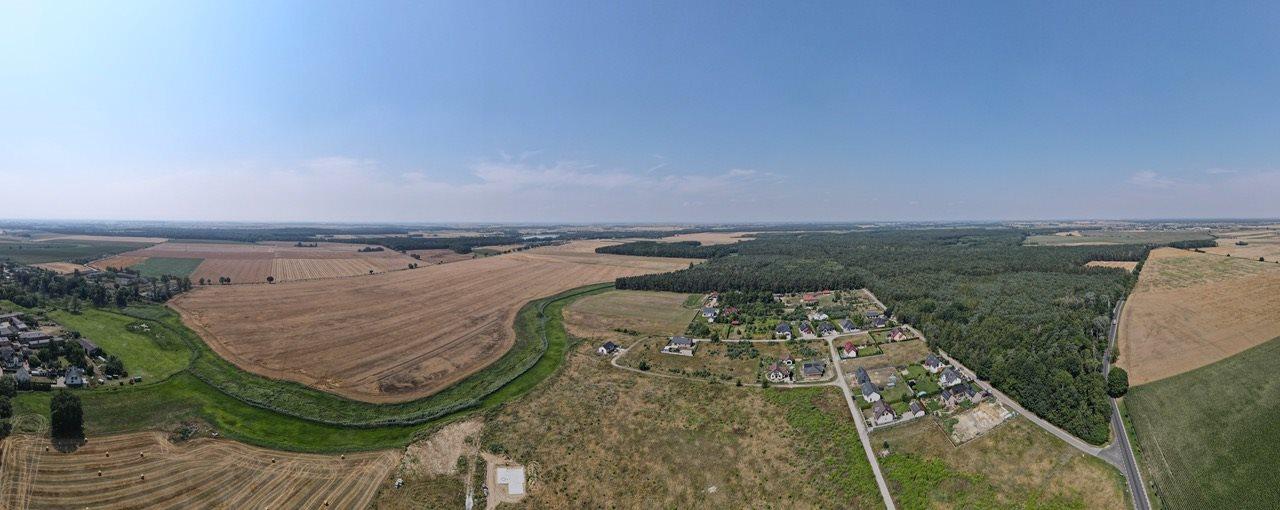 Działka budowlana na sprzedaż Trzcielin, słowicza  1664m2 Foto 6