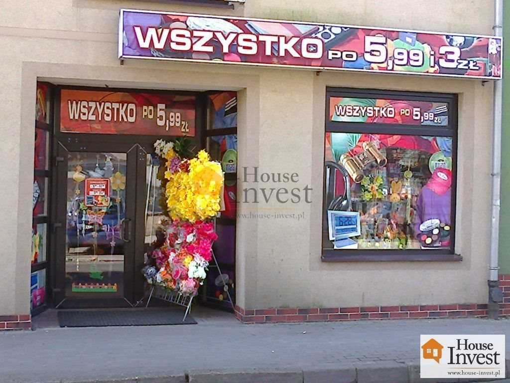 Lokal użytkowy na wynajem Żagań, Bracka  84m2 Foto 1