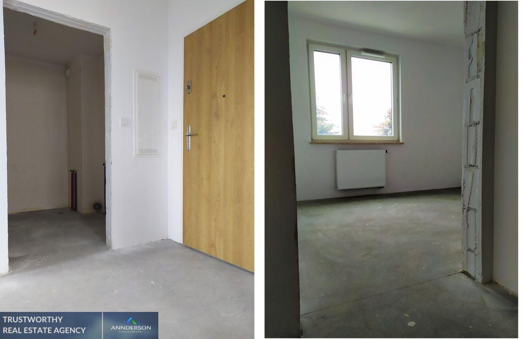 Mieszkanie dwupokojowe na sprzedaż Kraków, Łagiewniki-Borek Fałęcki, Łagiewniki-Borek Fałęcki, Aleksandra Fredry  35m2 Foto 9