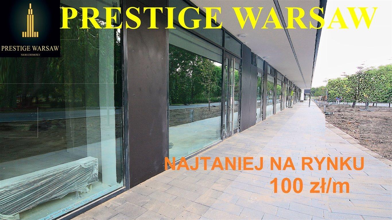 Lokal użytkowy na wynajem Warszawa, Mokotów, Marina Mokotów  168m2 Foto 2