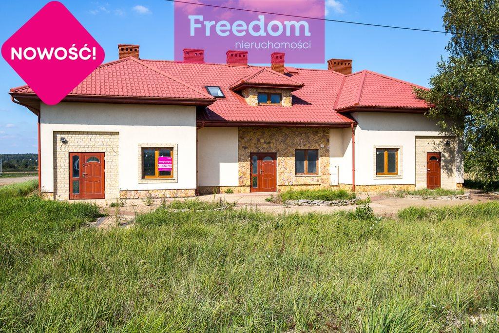 Lokal użytkowy na sprzedaż Dąbrowa  500m2 Foto 1