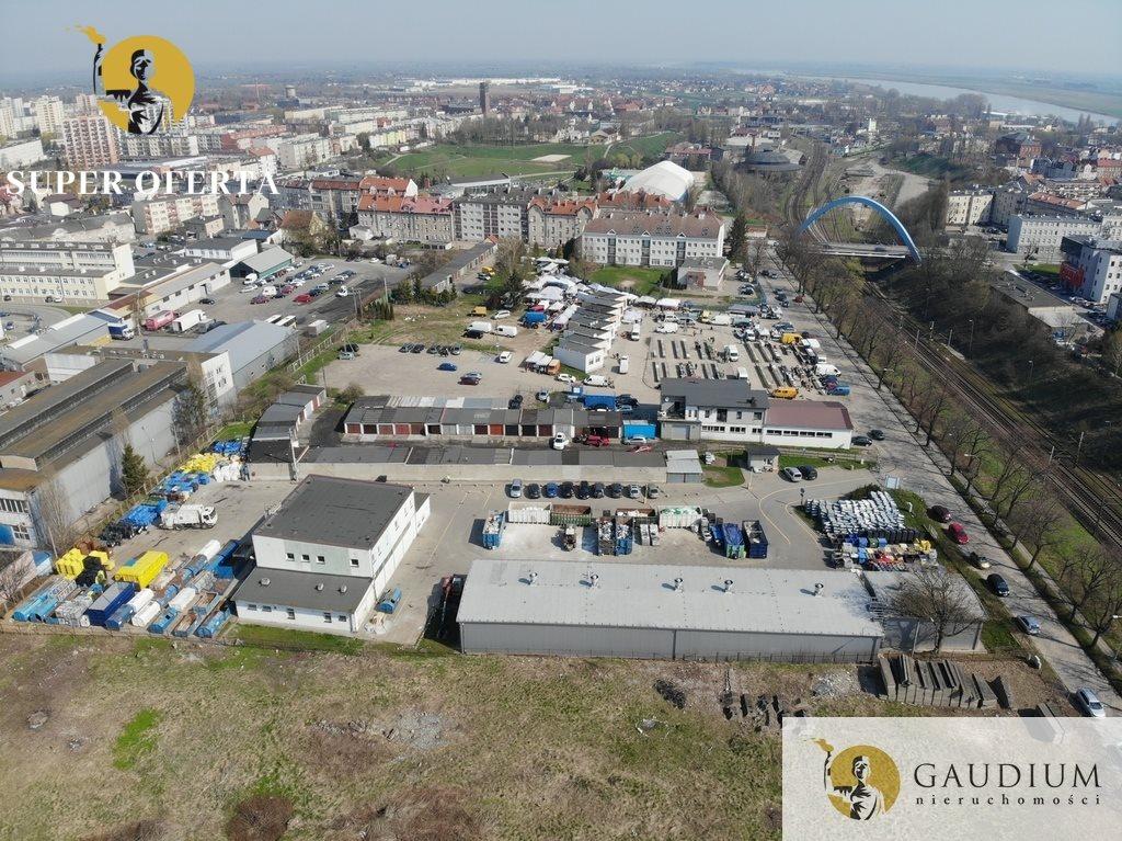Działka komercyjna na sprzedaż Tczew, Targowa  10483m2 Foto 8