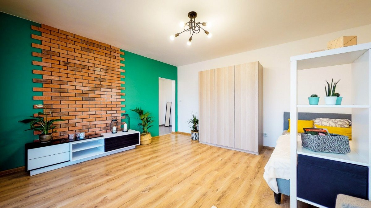 Mieszkanie czteropokojowe  na sprzedaż Kraków, Kurdwanów, Marii i Bolesława Wysłouchów  66m2 Foto 5