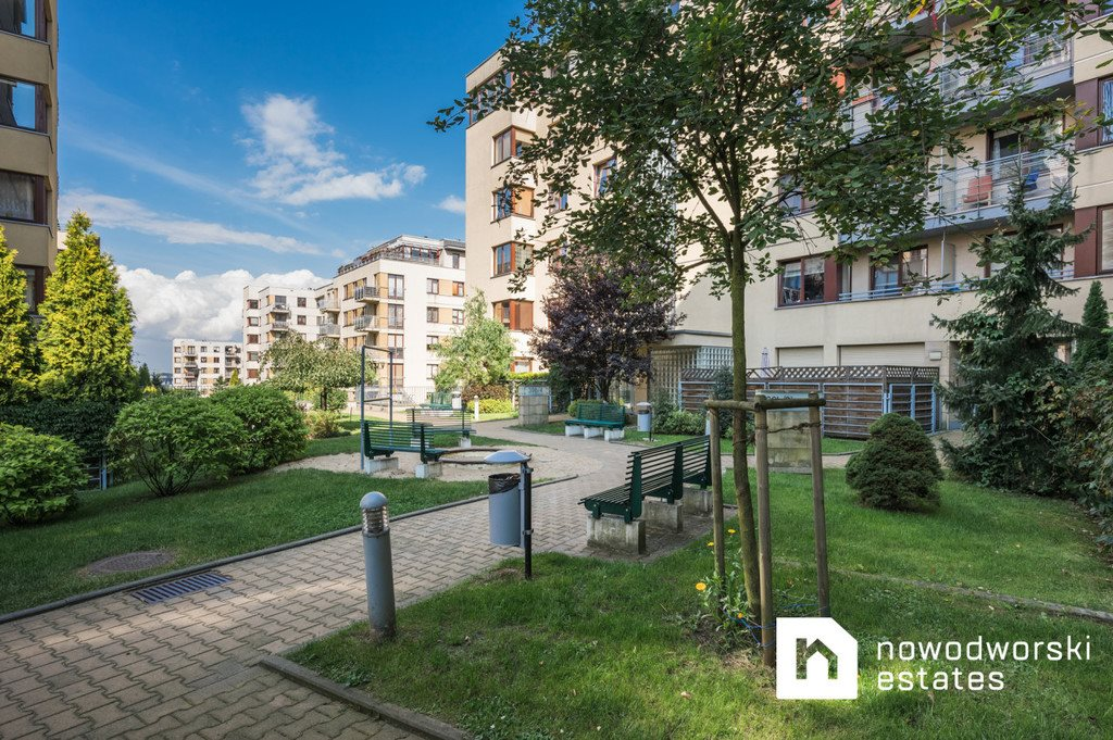 Mieszkanie dwupokojowe na wynajem Kraków, Ruczaj, prof. Michała Bobrzyńskiego  35m2 Foto 1