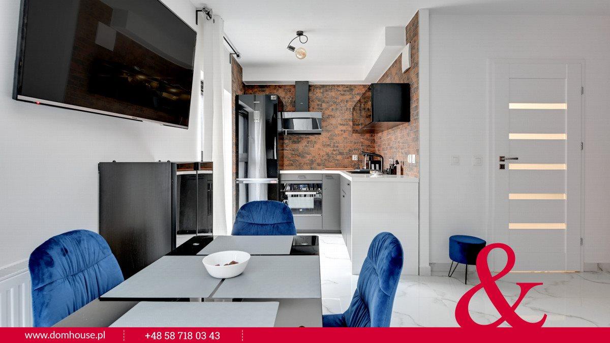 Mieszkanie dwupokojowe na wynajem Gdańsk, Śródmieście, Kotwiczników  35m2 Foto 7