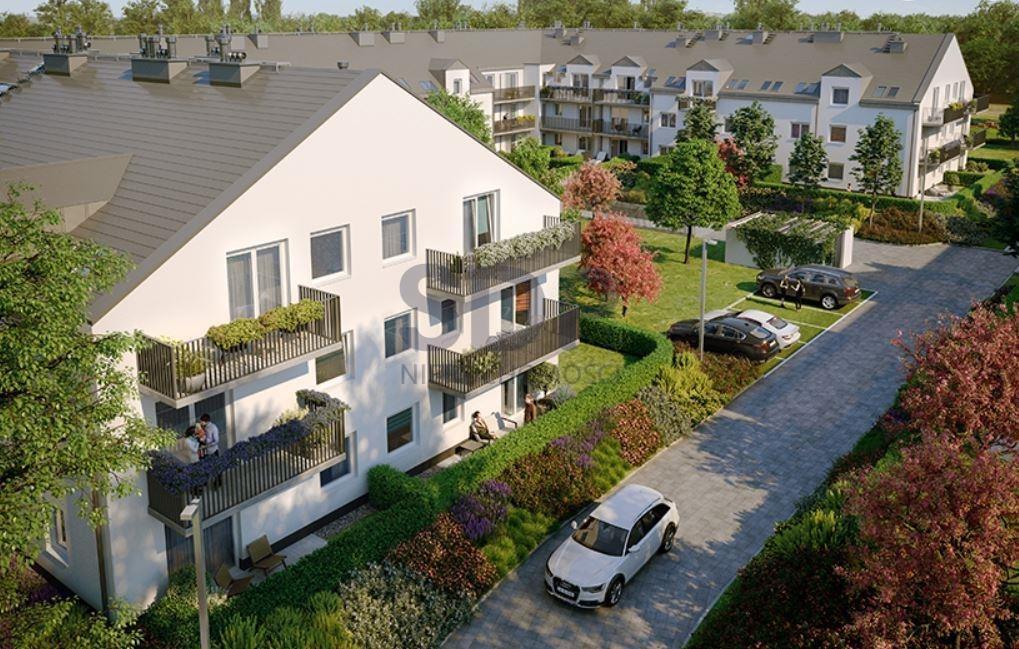 Mieszkanie trzypokojowe na sprzedaż Wrocław, Krzyki, Księże Małe, Księska  57m2 Foto 2