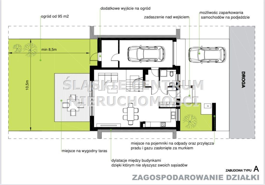 Dom na sprzedaż Mikołów, Gniotek, Staropodleska  136m2 Foto 10