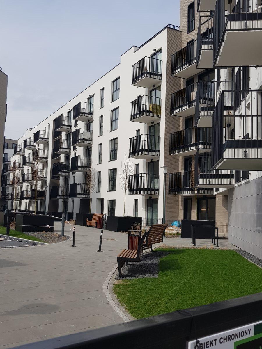 Mieszkanie dwupokojowe na wynajem Poznań, Stare Miasto, Garbary  43m2 Foto 1