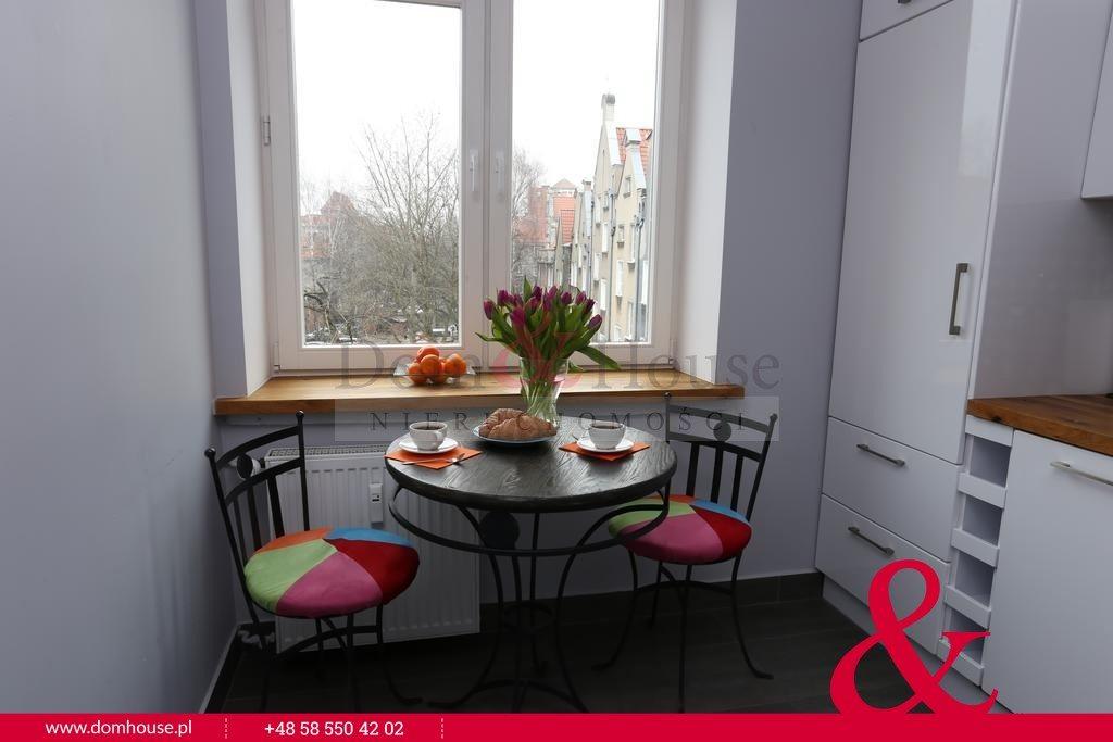 Mieszkanie dwupokojowe na wynajem Gdańsk, Stare Miasto, Grobla I  53m2 Foto 6