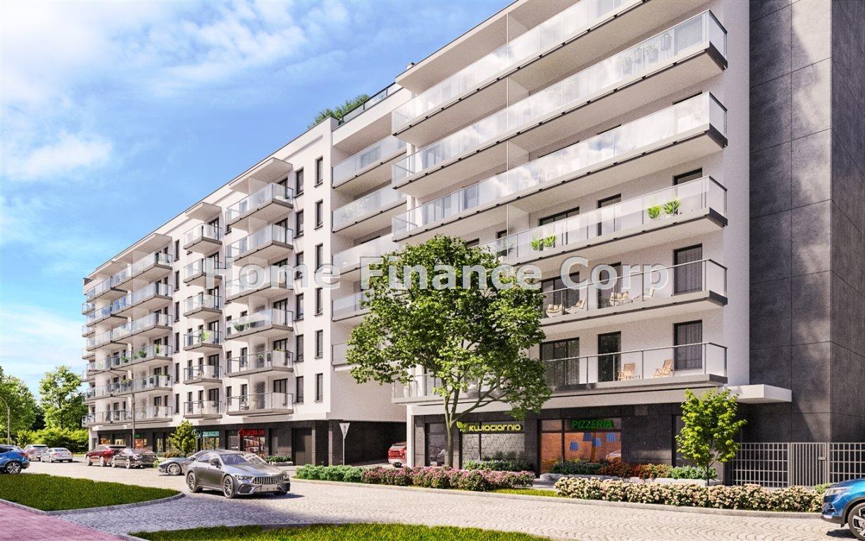 Mieszkanie dwupokojowe na sprzedaż Gdańsk, Letnica  44m2 Foto 1