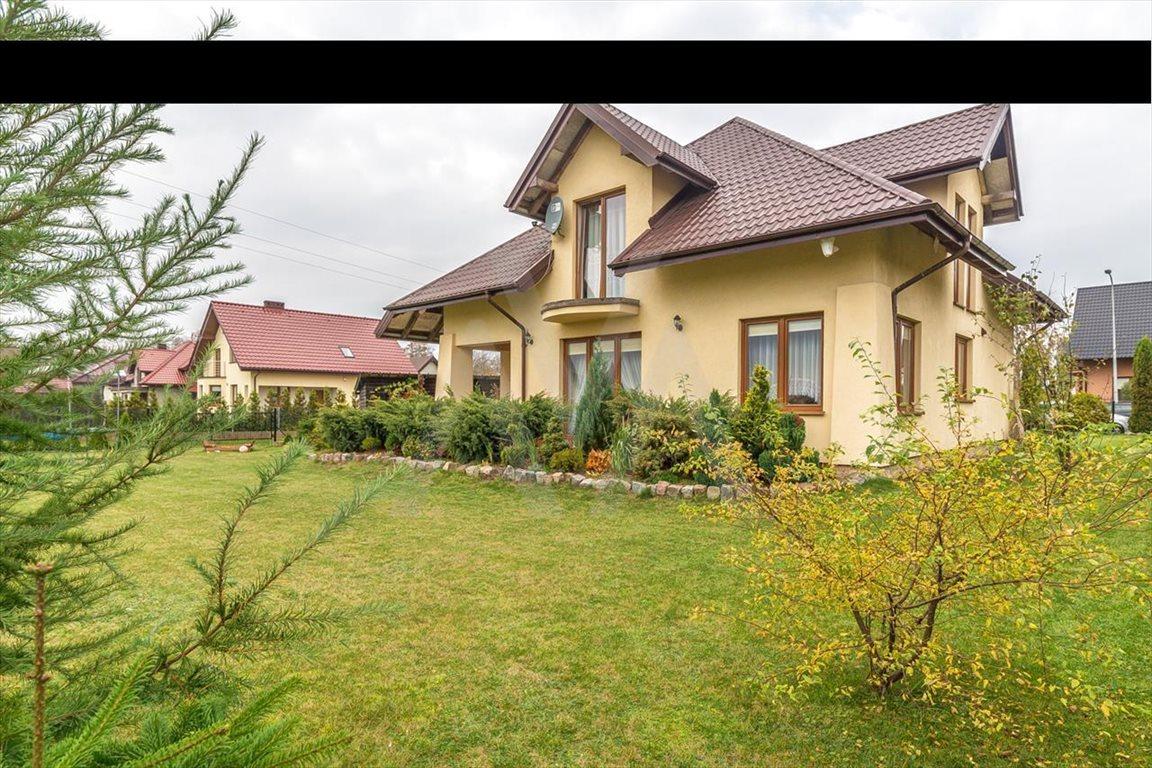 Dom na sprzedaż Kębłowo, Las, Tereny rekreacyjne, Ulica osiedlowa, Rubinowa  167m2 Foto 1