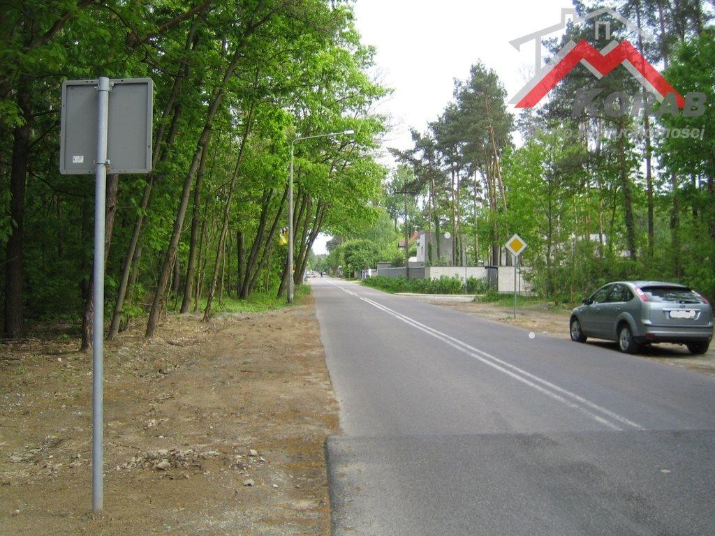 Działka budowlana na sprzedaż Łomianki, Dąbrowa  1070m2 Foto 2