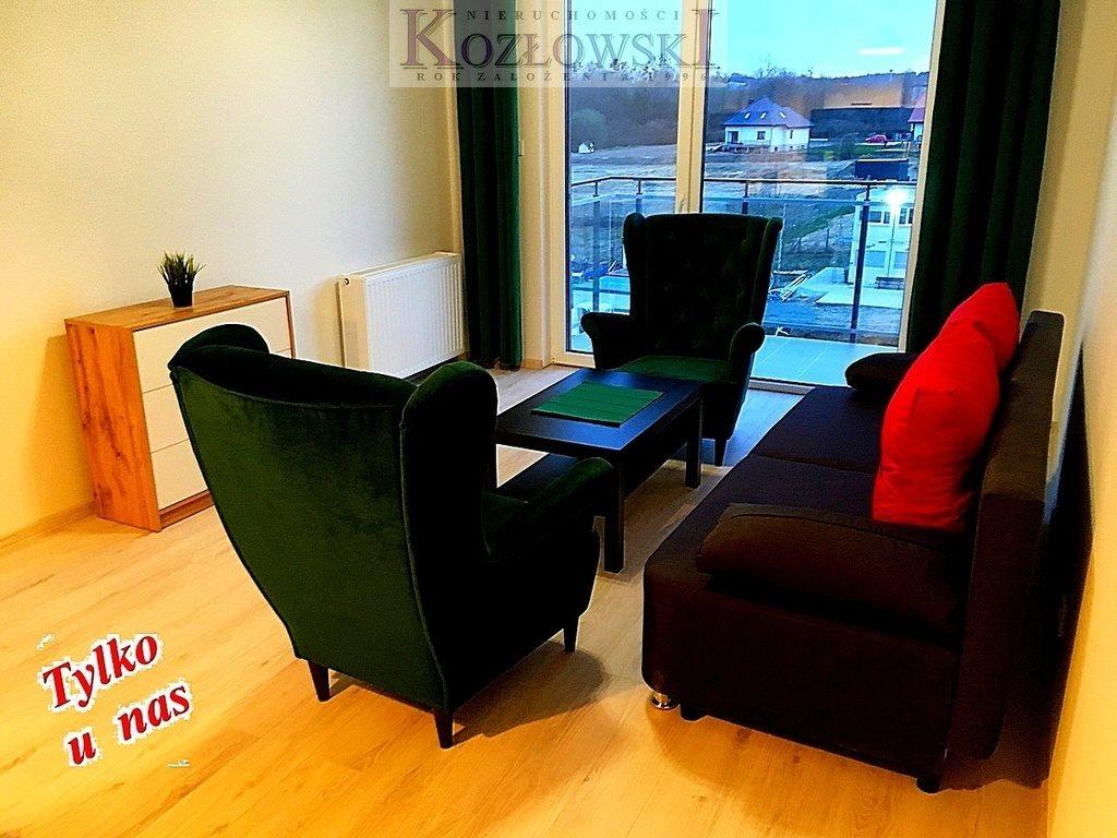 Mieszkanie dwupokojowe na wynajem Gdańsk, Jasień, Lawendowe Wzgórze  40m2 Foto 2