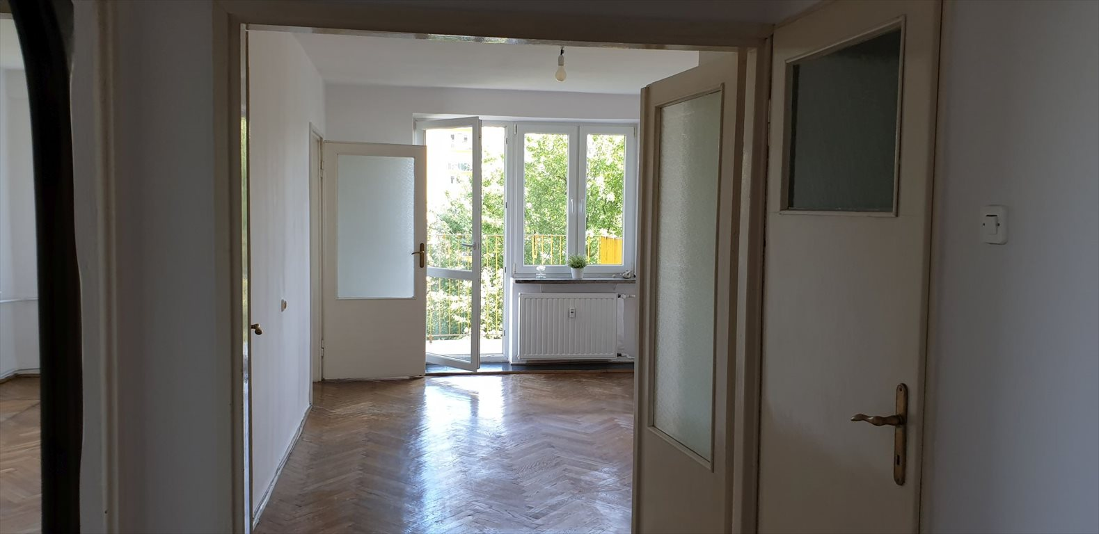 Mieszkanie trzypokojowe na sprzedaż Warszawa, Praga-Południe, Grochów, Garwolińska  48m2 Foto 1
