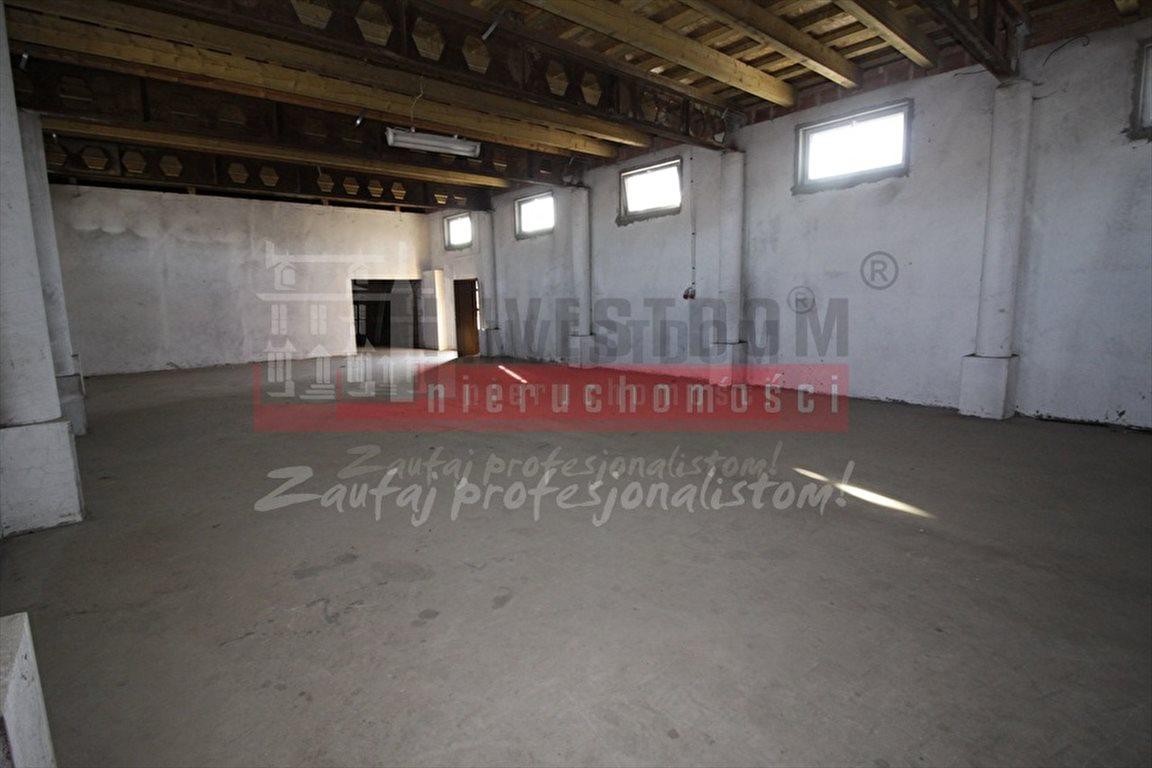 Lokal użytkowy na sprzedaż Gorzów Śląski  860m2 Foto 9