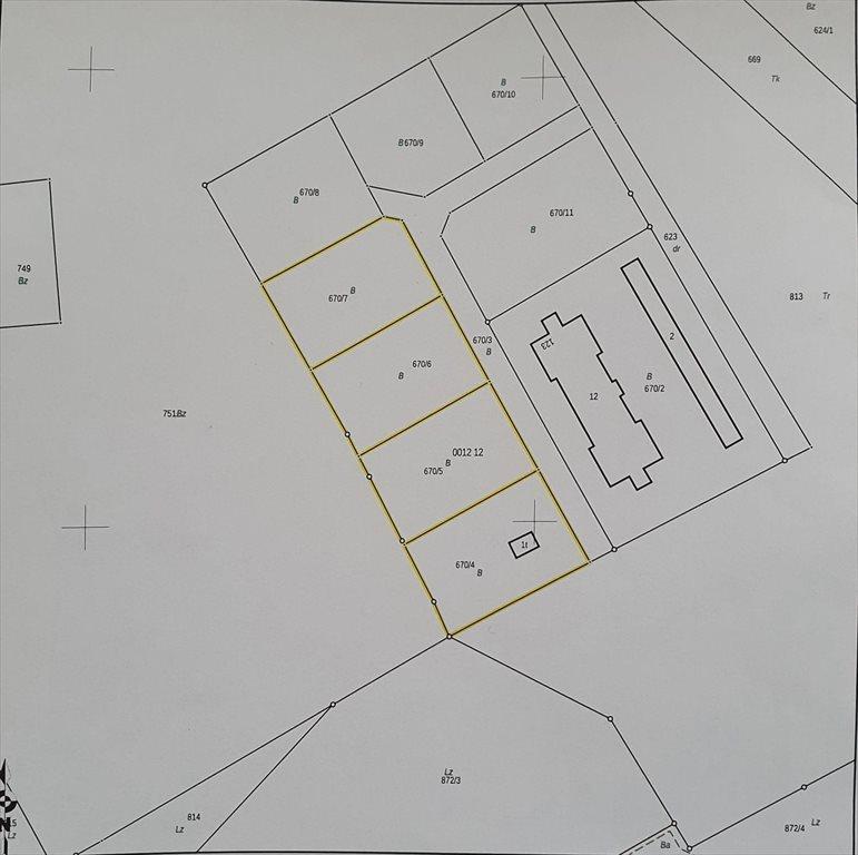 Działka budowlana na sprzedaż Sosnowiec, Dańdówka, Wojska Polskiego 123  756m2 Foto 9