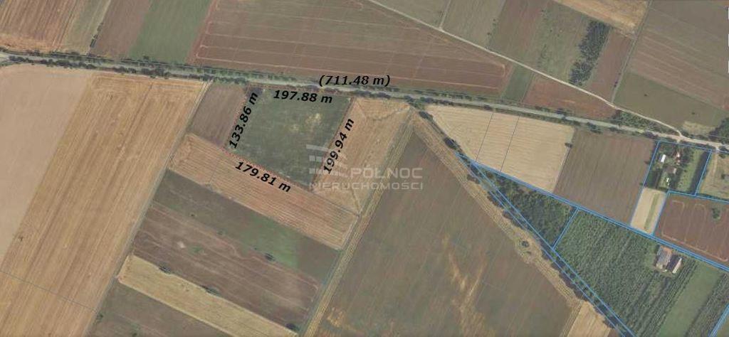 Działka budowlana na sprzedaż Krynki, Sokólska  30300m2 Foto 4