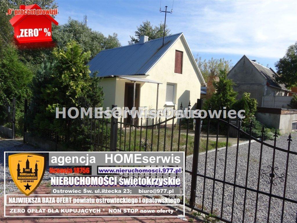 Dom na sprzedaż Ostrowiec Świętokrzyski, Denków  48m2 Foto 1