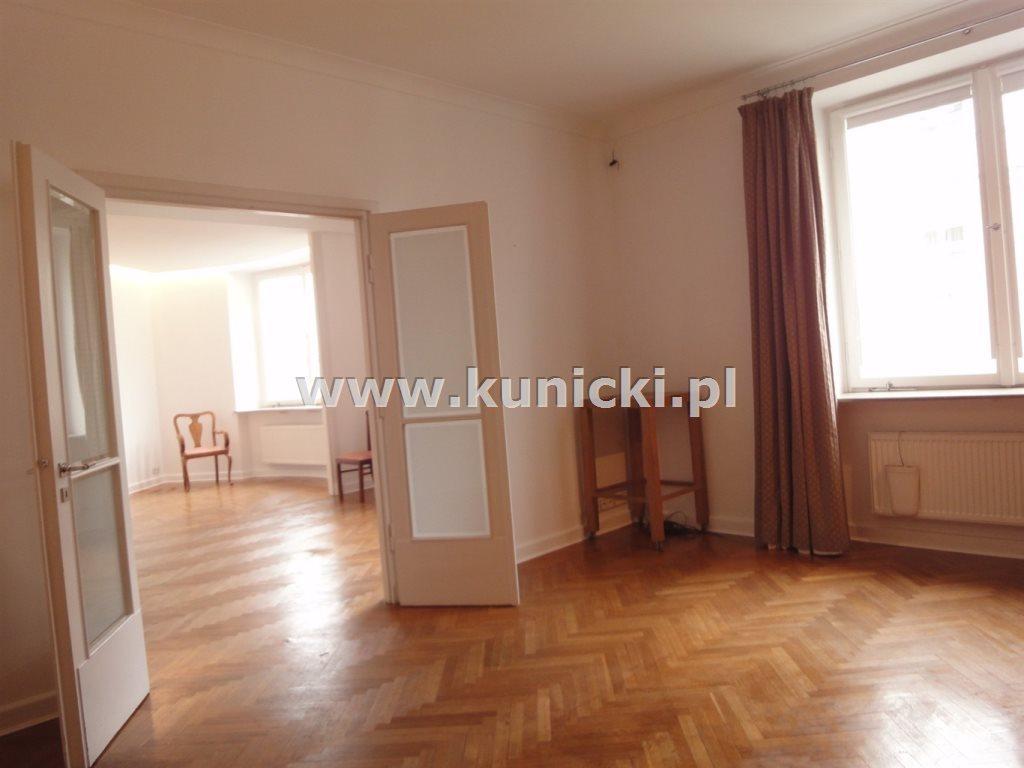 Mieszkanie czteropokojowe  na wynajem Warszawa, Śródmieście, Frascati  100m2 Foto 5